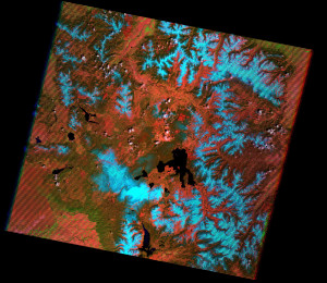 Land use datasets generated from high-resolution Landsat 7 images document and analyse the current state of land use across the country.