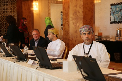 The jury panel for the Sultan Qaboos Award for Excellence in eGovernment concluded its proceedings this week, examining 70 submissions from 39 government and private entities. The panel was headed by Chris Vein, ex-CIO of the City of San Francisco